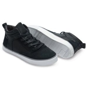 Toms Camila High Top Suede Weatherized Sneakers